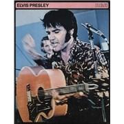 Elvis Presley Panel Deluxe Japan vinyl box set