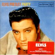 Click here for more info about 'Elvis Presley - Party'
