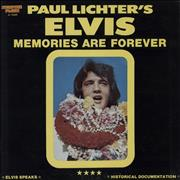 Click here for more info about 'Elvis Presley - Paul Lichter's Elvis Memories Are Forever'