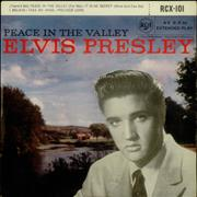 Click here for more info about 'Elvis Presley - Peace In The Valley - 5th - 9/59'