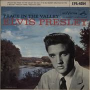 Click here for more info about 'Elvis Presley - Peace In The Valley EP'
