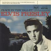 Click here for more info about 'Elvis Presley - Peace In The Valley'