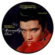 Elvis Presley Personally Elvis - Vol. 2 Germany picture disc LP