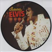 Click here for more info about 'Elvis Presley - Pictures Of Elvis'