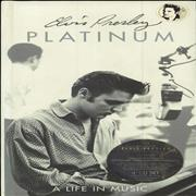 Click here for more info about 'Elvis Presley - Platinum - A Life In Music'