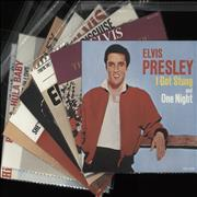 Click here for more info about 'Elvis Presley - Presley Gold - 16 Number One's - Unmade Box'