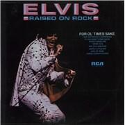 Elvis Presley Raised On Rock / For Ol' Times Sake Spain vinyl LP