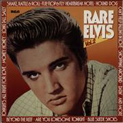 Click here for more info about 'Elvis Presley - Rare Elvis, Vol. 2'