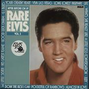 Click here for more info about 'Elvis Presley - Rare Elvis, Vol. 3'