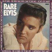Click here for more info about 'Elvis Presley - Rare Elvis'
