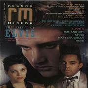 Click here for more info about 'Elvis Presley - Record Mirror'