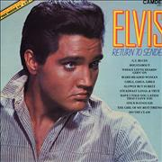 Click here for more info about 'Elvis Presley - Return To Sender + Poster'