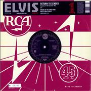 Click here for more info about 'Elvis Presley - Return To Sender [Numbered]'