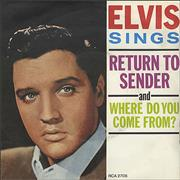 Click here for more info about 'Elvis Presley - Return To Sender'
