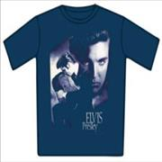 Click here for more info about 'Elvis Presley - Reverent - XL T-Shirt'