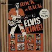Click here for more info about 'Rock Is Back - Elvis Is King!'