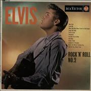 Click here for more info about 'Elvis Presley - Rock 'N' Roll No.2 - Silver Spot'