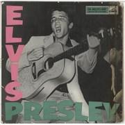 Elvis Presley Rock 'n' Roll - G UK vinyl LP