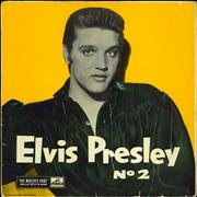Click here for more info about 'Elvis Presley - Rock 'n' Roll No. 2 - Wrecked But Rare'