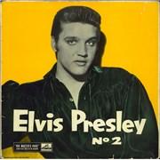 Elvis Presley Rock 'n' Roll No. 2 - Wrecked But Rare UK vinyl LP