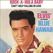 Click here for more info about 'Elvis Presley - Rock-A-Hula Baby'