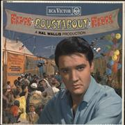 Click here for more info about 'Elvis Presley - Roustabout - 1st'