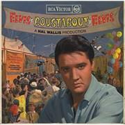 Elvis Presley Roustabout - Red Spot - EX UK vinyl LP