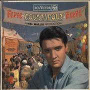 Click here for more info about 'Elvis Presley - Roustabout - Red Spot'
