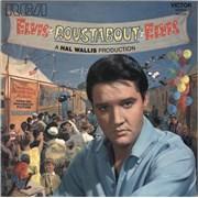 Elvis Presley Roustabout France vinyl LP