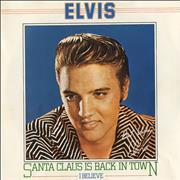 Click here for more info about 'Elvis Presley - Santa Claus Is Back In Town'