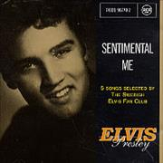 Click here for more info about 'Elvis Presley - Sentimental Me'