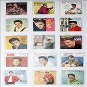 Click here for more info about 'Elvis Presley - Set Of First-Issue USA 7