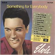 Click here for more info about 'Elvis Presley - Something For Everybody - Matt'