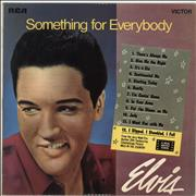 Click here for more info about 'Elvis Presley - Something For Everybody - laminated'
