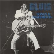 Click here for more info about 'Elvis Presley - Songs & Statements'