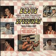 Click here for more info about 'Elvis Presley - Speedway - Mono - Red Spot Label'