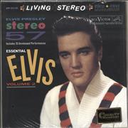 Elvis Presley Stereo 57 Essential (Elvis Volume 2) - 200 Gram - Sealed USA 2-LP vinyl set