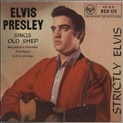 Click here for more info about 'Elvis Presley - Strictly Elvis E.P. - 5th'