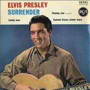 Click here for more info about 'Elvis Presley - Surrender EP - 1st'