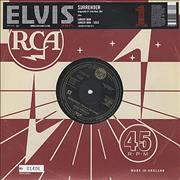 Click here for more info about 'Elvis Presley - Surrender [Numbered]'