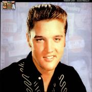 Click here for more info about 'Elvis Presley - Tender Love - Clear vinyl'