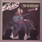 Elvis Presley The '56 Sessions - Volume 2 UK vinyl LP