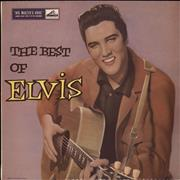 Click here for more info about 'The Best Of Elvis - EX'