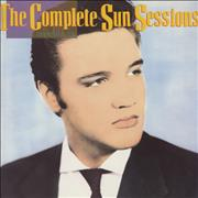 Elvis Presley The Complete Sun Sessions Germany 2-LP vinyl set