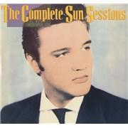 Elvis Presley The Complete Sun Sessions USA 2-LP vinyl set