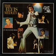 Click here for more info about 'Elvis Presley - The Elvis Medley'