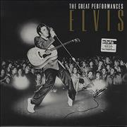 Click here for more info about 'Elvis Presley - The Great Performances'