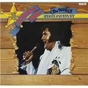 Elvis Presley The Hits Of Elvis Presley Canada vinyl LP