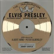 Click here for more info about 'Elvis Presley - The Inauguration Of The Elvis Presley International Appreciation Society'