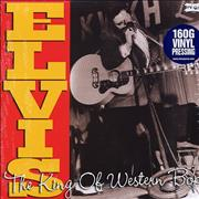 Click here for more info about 'Elvis Presley - The King Of Western Bop - Sealed'